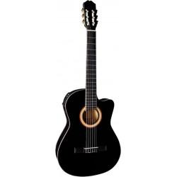 Gewa Guitare Classique Electro Noire