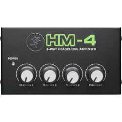 Mackie HM-4 Ampli Casques