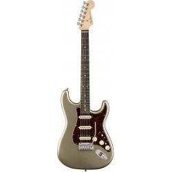 Fender American Elite Stratocaster HSS Shawbucker EB Champagne