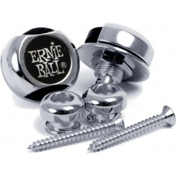 Ernie Ball StrapLock Nickel