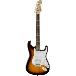 Fender Bullet Strat with Tremolo HSS LRL Brown Sunburst
