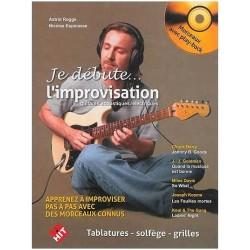 N. Espinasse, A. Rogge : Je débute l'improvisation