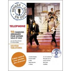 Voyage en Guitare Téléphone