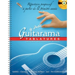 Le Petit Guitarama Tablatures