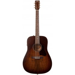 Art & Lutherie Americana Dreadnought QIT Bourbon Burst