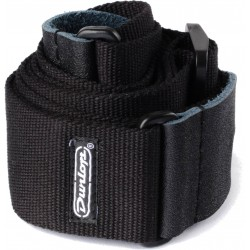 Dunlop Sangle Coton Noir