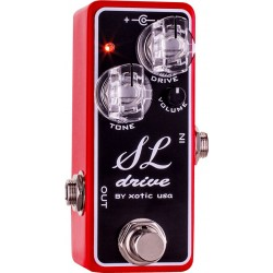Xotic SL Drive Red Limited Edition