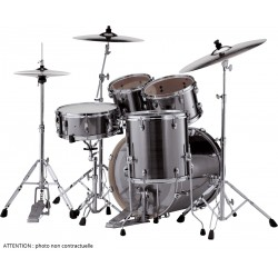 Pearl EXX725SBRC-21 Export Smokey Chrome 22""