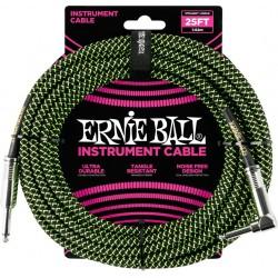 Ernie Ball 6066 Jack Coudé 7,62m