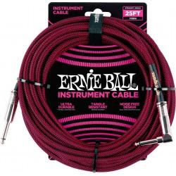 Ernie Ball 6062 Jack Coudé 7,62m