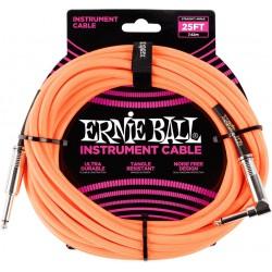 Ernie Ball 6067 Jack Coudé 7,62m
