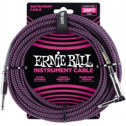 Ernie Ball 6068 Jack Coudé 7,62m