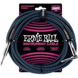 Ernie Ball 6060 Jack Coudé 7,62m