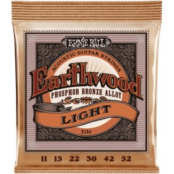 Ernie Ball 2148 Earthwood 11-52