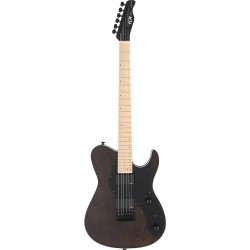 FGN Guitars JIL-ASH-DE664 Transparent Black Flat