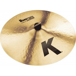 "Zildjian K0904 18"" Dark Crash"