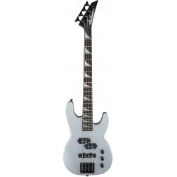 Jackson JS Series Concert Bass Minion JS1X Satin Silver