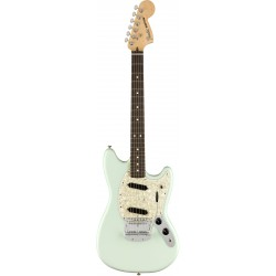 Fender American Performer Mustang RW Satin Sonic Blue