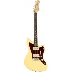 Fender AM Performer Jazzmaster RW Vintage White
