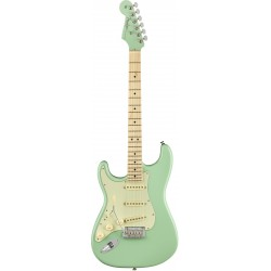 Fender Ltd American Pro Stratocaster LH Surf Green with MHC