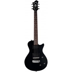 Hagstrom Ultra Swede Essential Noir brillant