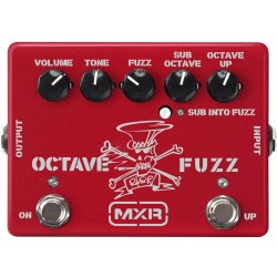 MXR Octave Fuzz Slash Signature Limited
