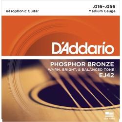 D'Addario EJ42 Resophonic