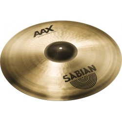 "Sabian AAX Raw Bell Dry Ride 21"""
