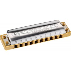 Hohner Marine Band Crossover Bb Harmonica Diatonique
