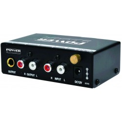 Power Préampli Phono