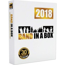 Band In A Box Pro 2018 Mac