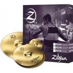 Zildjian PLZ1418 Pack Cymbales