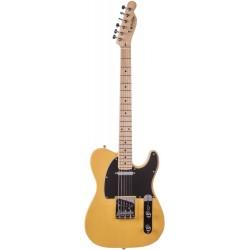 Prodipe Guitars TC80MA Butterscotch