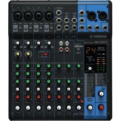 Yamaha MG10XU Table de Mixage USB + Effets