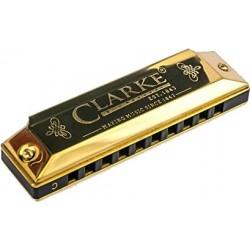 Clarke Harmonica Doré