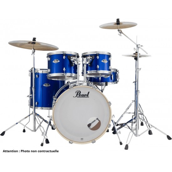 """Pearl Export Electric Blue Sparkle 20"""""""