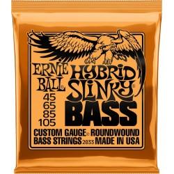 Ernie Ball 2833 Slinky Bass 45-105