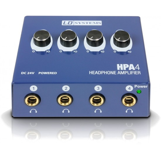 LD Systems HPA 4 Amplificateur Casques