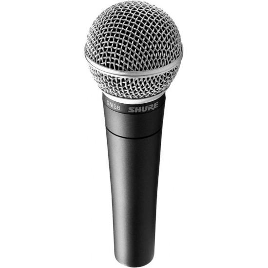 Shure SM58-LCE Micro Chant