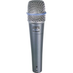 Shure Beta 57A Micro Instrument