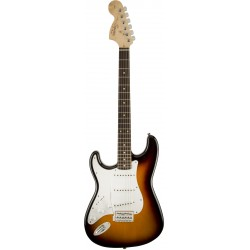 Squier Affinity Stratocaster Left-Handed Brown Sunburst