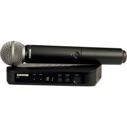 Shure BLX24E-SM58-M17 Micro Voix Sans Fil