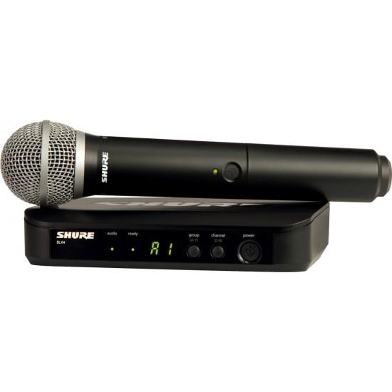 Shure BLX24E-PG58-M17 Micro Voix Sans Fil