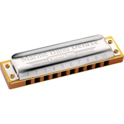 Hohner 2005/20 D Marine Band Deluxe