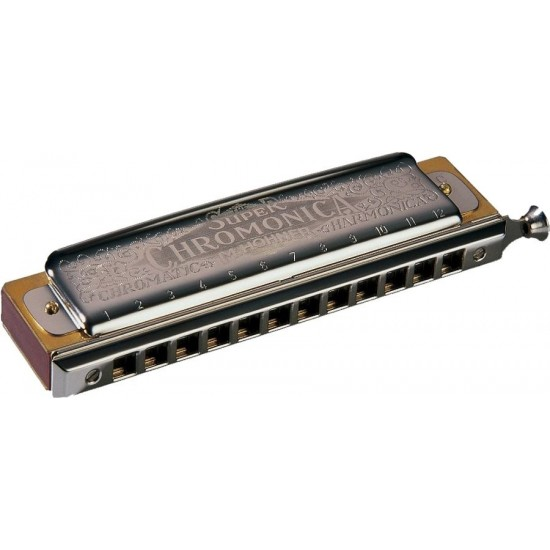 Hohner 270/48 Super Chromonica 48 Harmonica Chromatique