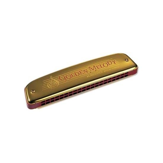 Hohner 2416/40 Golden Melody 40 Harmonica Diatonique