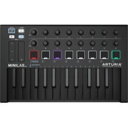 Arturia MiniLab Mk II Black