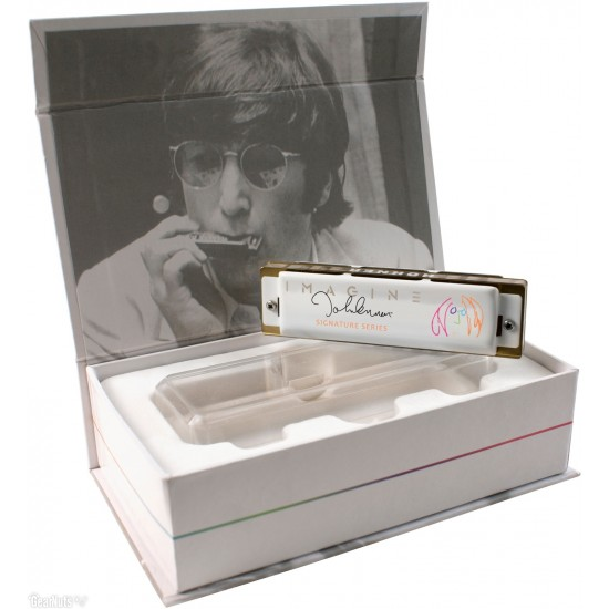 Hohner Marine Band Signature John Lennon Diatonique C