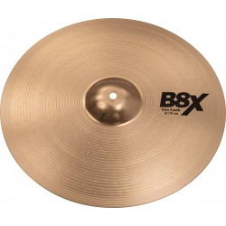 "Sabian B8X Crash 16"" Thin"