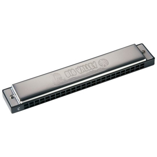 Hohner 2550/48 Big Valley Harmonica Diatonique